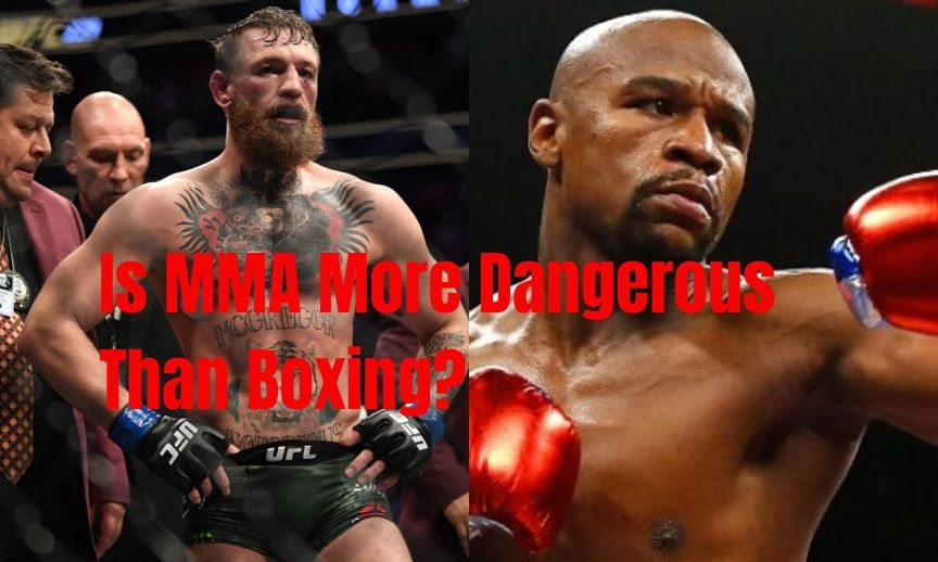 Is MMA More Dangerous Than Boxing