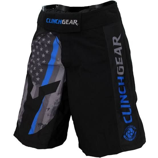 Clinch Pro Series MMA Shorts