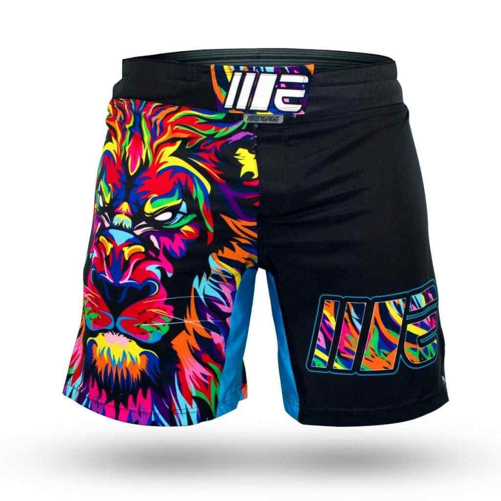 Engage Lion v2 MMA Shorts