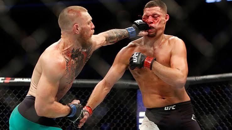 UFC match