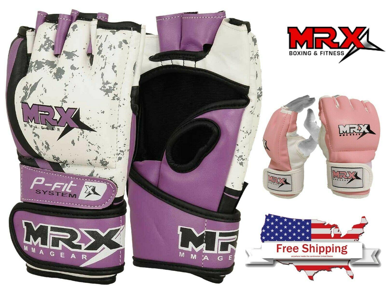 MRX MMA Ladies Grappling Training Gloves