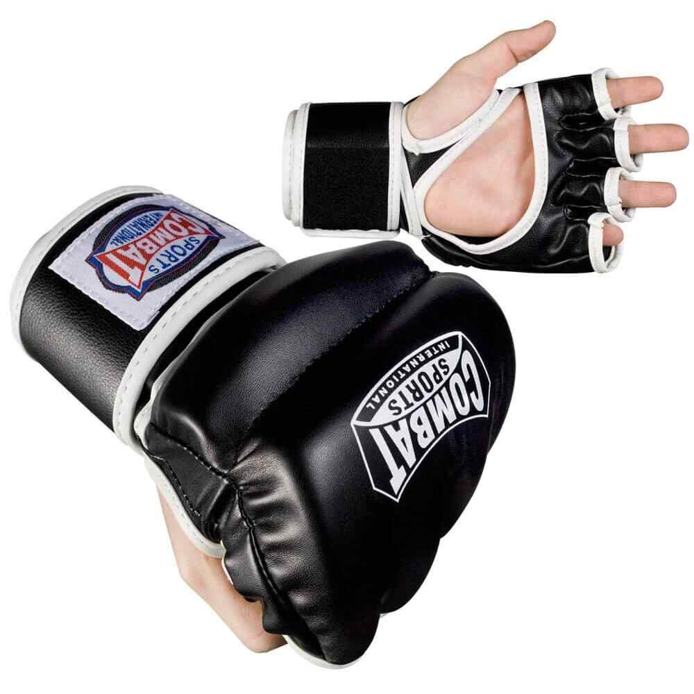 Combat Sports Hybrid MMA Sparring Gloves