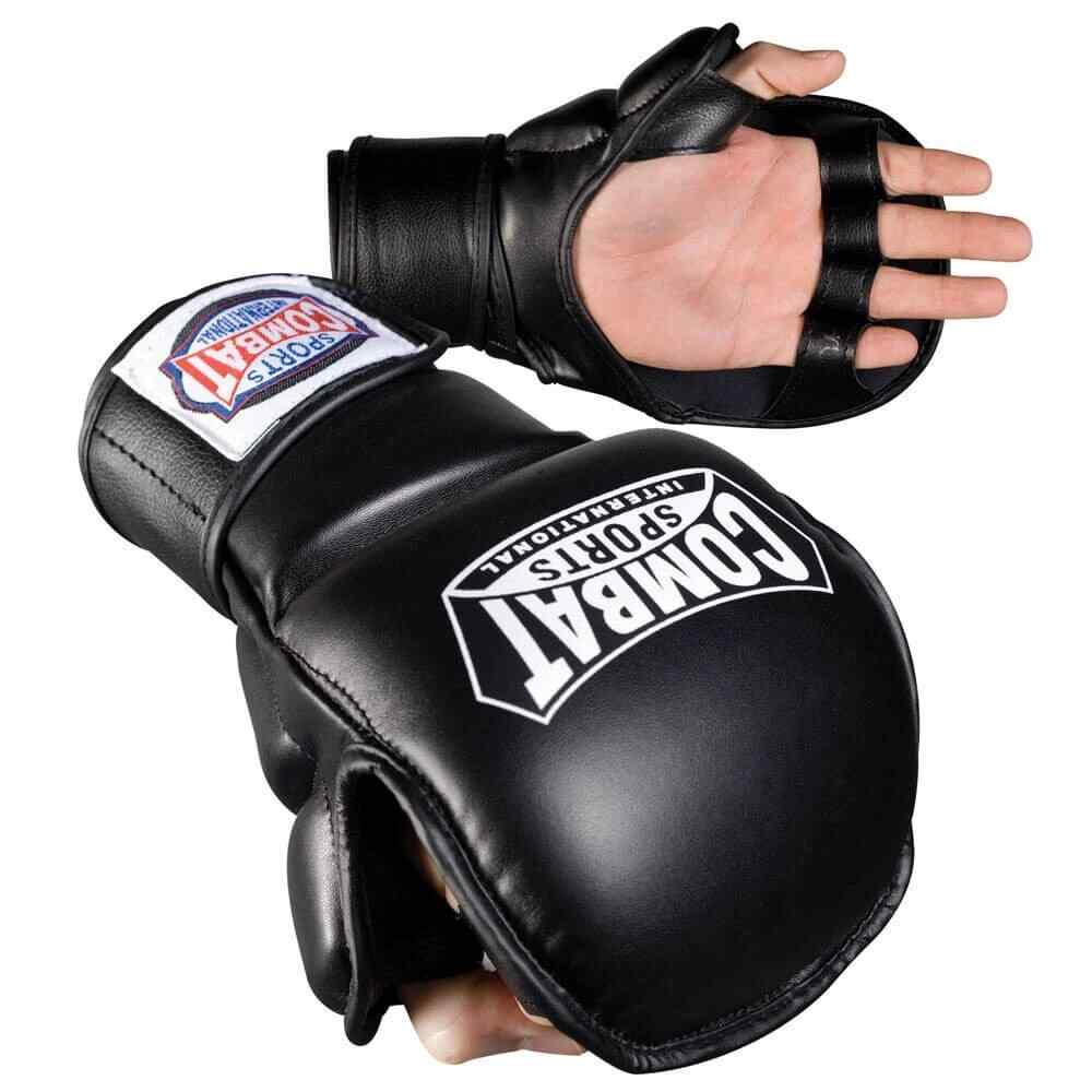 Combat Sports MMA Sparring Grappling Gloves