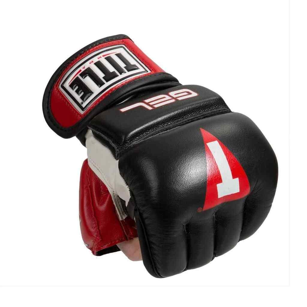 Title MMA Gel Bag Gloves 2
