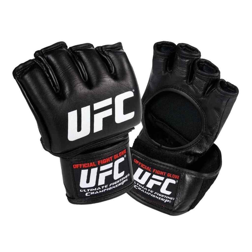 UFC Official Black Fight Gloves
