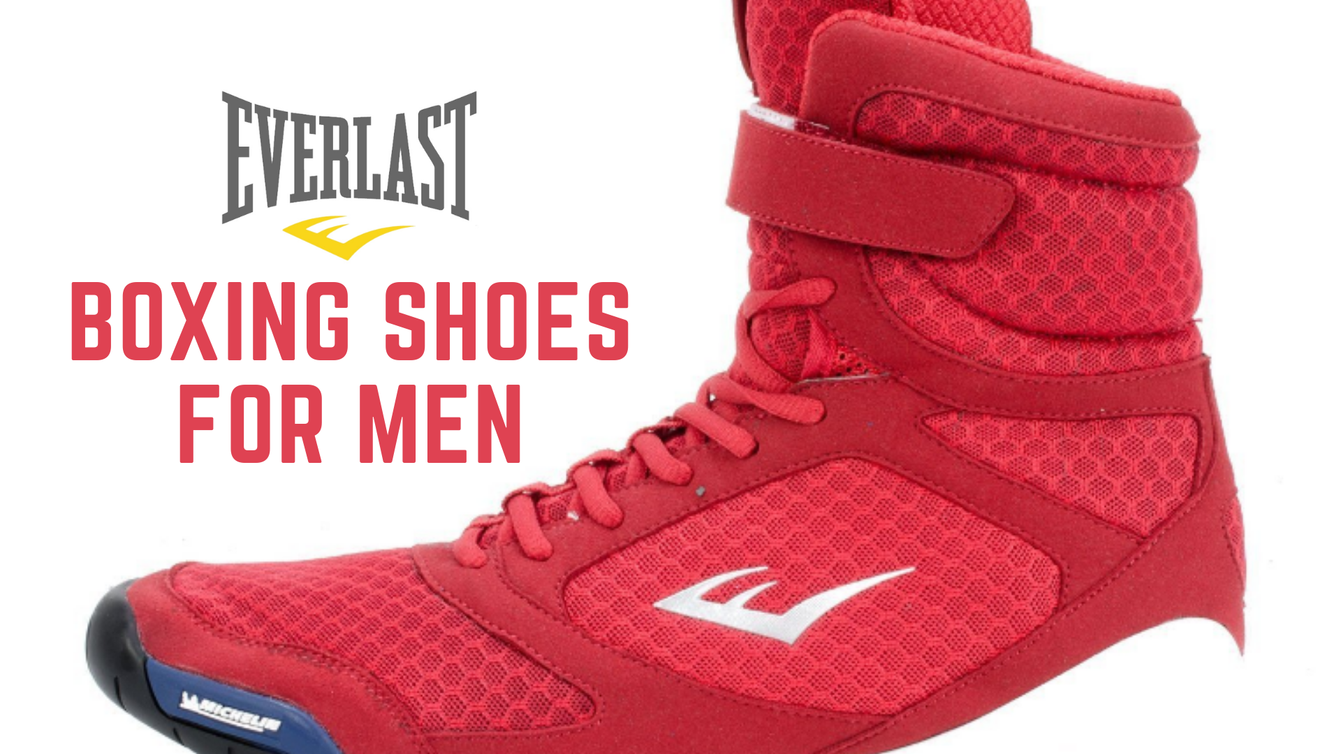 everlast boxing shoes for men
