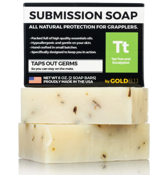 The Best Soap for BJJ and MMA Training