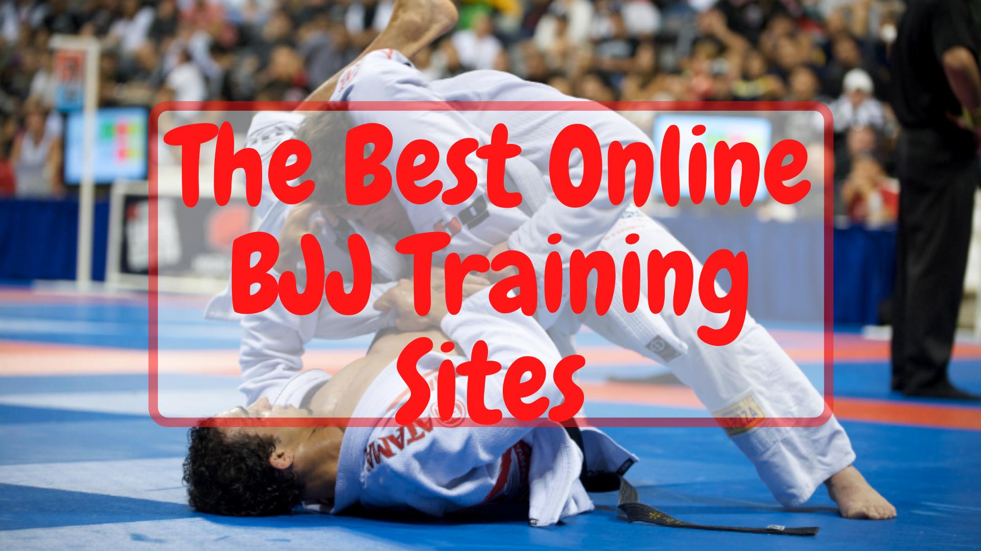 Best Online BJJ Training Sites